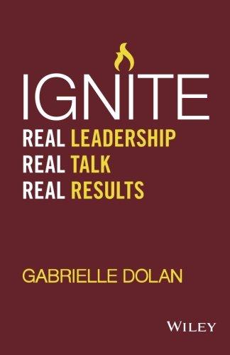Ignite Real Leadership Talk Results