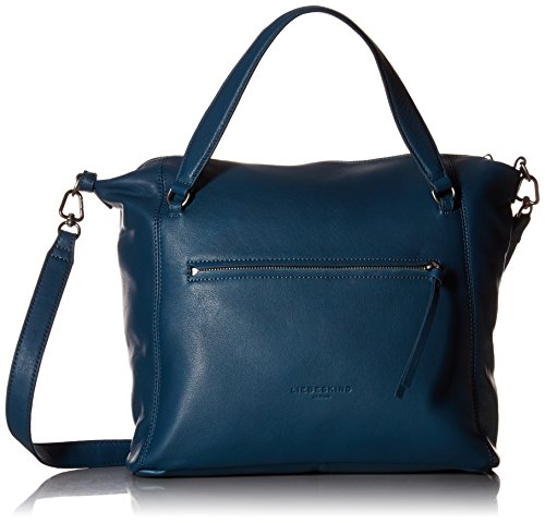 Boweryf8 Berlin Hiddvi Bleu cartable Liebeskind 5qwHvHF
