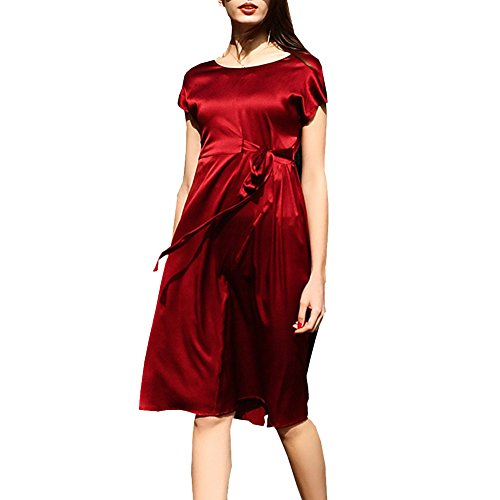 Cocktail Rot Senza E Maniche Vestito Donna girl qzpExPw6