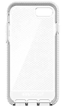 best website e19c2 b83ab Tech21 Evo Check Case for iPhone 7 (4.7) (Clear)