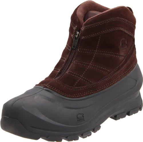 Sorel Men's Cold Mountain Zip Snow Boot,Bracken,10 M US