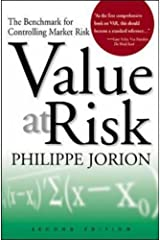 Value at Risk: The New Benchmark for Managing Financial Risk by Philippe Jorion(2000-08-17) Hardcover