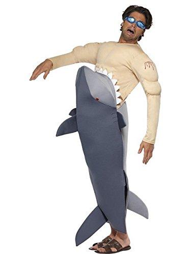 Smiff (Man Eating Shark Costume Kids)