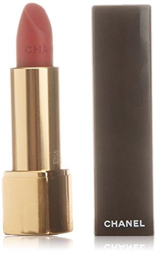 Chanel Rouge Allure Velvet Luminous Matte Lip Colour, 51 La Bouleversante, 0.12 Ounce