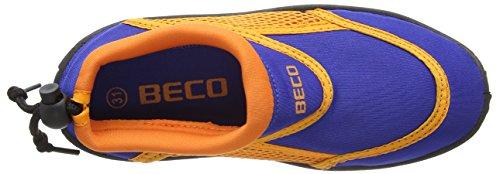 de Surf Chaussures orange Chaussons Bain bleu Beco Enfant Beco qxtg7wC7