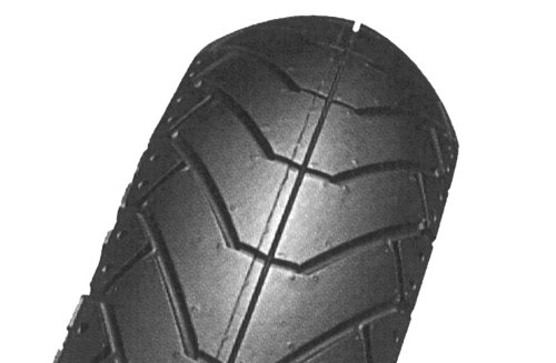 Bridgestone Excedra G525 Cruiser Front Motorcycle Tire 110/90-18 by Bridgestone