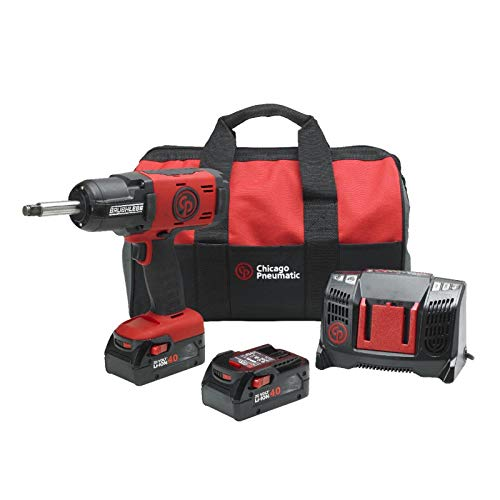 - CP8849-2 with 2x4.0Ah BATTERIES,CHARGER,SOFT BAG