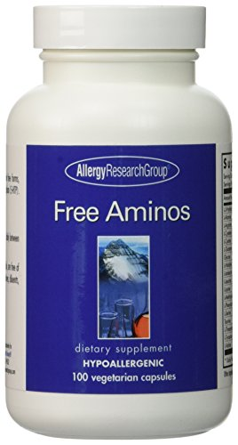 Cheap Allergy Research Group Free Aminos 100 Veg Caps
