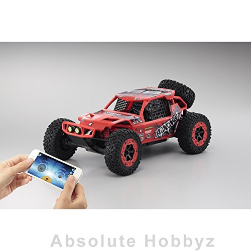 Kyosho AXXE Red Wireless LAN Version by Kyosho