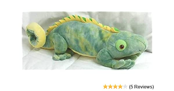 Lizard Plush Doll Toy Kohls Cares for Kids What Do You Do with a Tail Like This