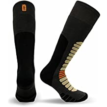 Eurosocks Board Zone Snow Boarding Socks, Padded, Absorbs Shock, Eliminates Friction, MicroSupreme Warmth-1212