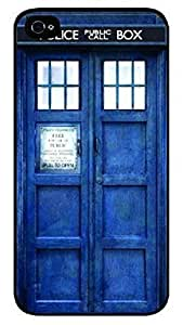 Season.C Blue Police Call Box Hard Back Case Cover for iPhone 6 (4.7 inch)