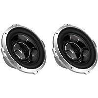 2 VM Audio SRW10 10 1600W Car Subwoofers Power Subs Woofer DVC 4 Ohm 1600 Watts