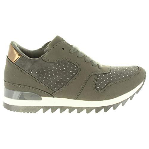 De 04 Femme Pour Chika10 New Ines Chaussures Sport Gris gq7cSq