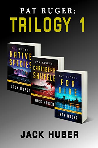 Pat Ruger: Trilogy 1: Books 1-3 of the Pat Ruger Mystery Series (Pat Ruger Trilogies)