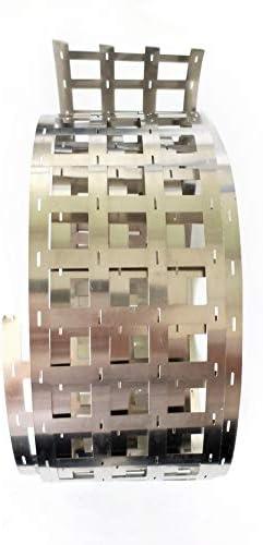 1 Meters Pure Nickel Strip 4P 99.96/% High Purity Nickel Belt Lithium Nickel Strip Li-Ion Battery Ni Plate For 18650 Spot Welding
