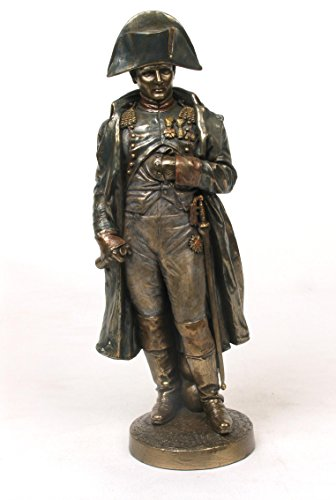 10.75 Inch Napoleon in Standing Portrait Pose Cold for sale  Delivered anywhere in Canada