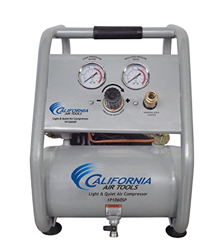 California Air Tools CAT-1P1060SP Quiet Air Compressor