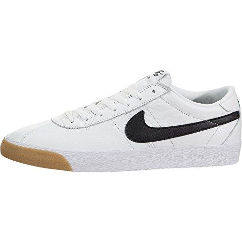 Nike Bruin Zoom PRM SE Sneakers Summit White/Black Mens 8.5