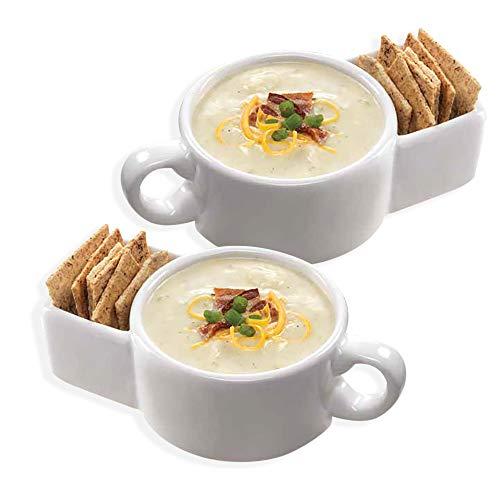 Soup and Cracker Mug or Cereal Bowl Set of (2)