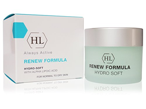 Price comparison product image Holy Land Cosmetics Renew Formula Hydro-soft Cream Spf12 50ml