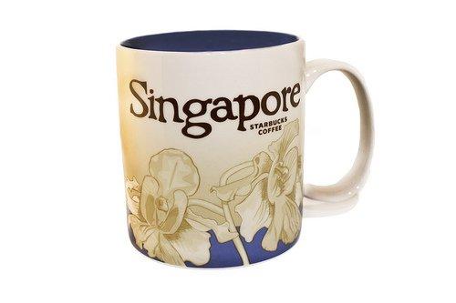 Starbucks Singapore Global Icon Series Mug 16 Oz