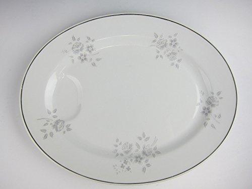 "Haviland China ROCHELLE 13 1/2"" Platter EXCELLENT"