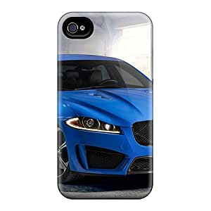 High Quality VPsTxTe1297CIehg Jaguar Xfr S Tpu Case For Iphone 4/4s