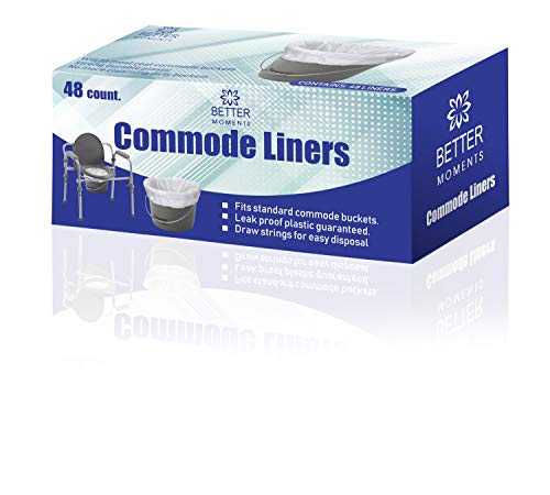 Bedside Commode Liners
