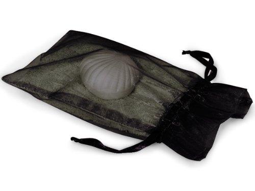 BLACK Organza Bags 6x10''with Satin Drawstrings 25 unit, 10 pack per unit.