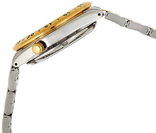 Seiko Orologio Analogico Automatico Uomo con Cinturino in Acciaio Inox SNKE04K1 4