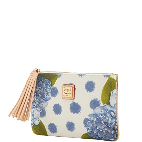 amp; Bourke Hydrangea Dooney Carrington Pouch Flowers BTfnqwx4