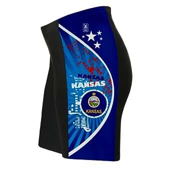 Kansas Triatlon Shorts for Women - Size XS