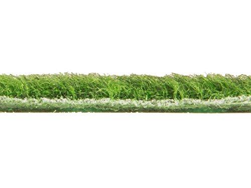 Rasenteppich Rasenteppich Rasenteppich für Balkon Meterware COMFORT - 2,00m x 4,00m Vlies-Rasenteppich mit Noppen, Balkon Bodenbelag, Outdoor Teppich B014UYBJWE Teppiche d71660
