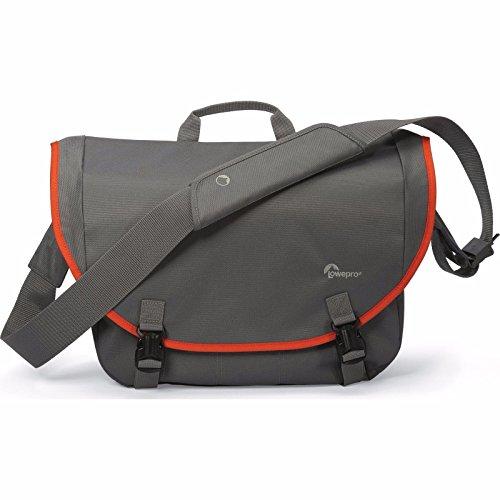 Lowepro LP36656 Passport Messenger Shoulder Bag - DSLR CSC Camera or Laptop Grey