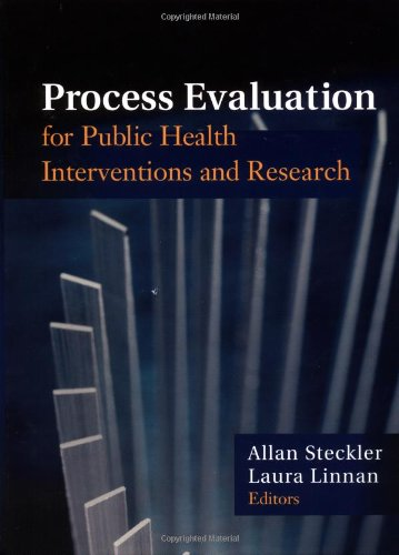Process Evaluation for Public Health Interventions and Research - http://medicalbooks.filipinodoctors.org