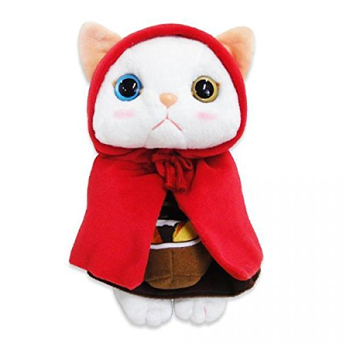 choo choo cat stuffed M Little Red Riding Hood by Naito Design