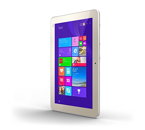 Toshiba Encore 2 WT10-A32 10.0-Inch 32 GB Tablet, Gold by Toshiba (Image #2)