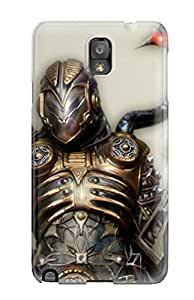 First-class Case Cover For Galaxy Note 3 Dual Protection Cover Warrior