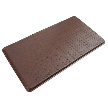 GelPro Basketweave Comfort Floor Mat, 20-Inch by 36-Inch, Truffle