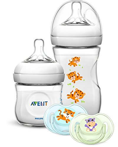 Philips Avent Natural Newborn Starter Gift Set (SCD289/01)