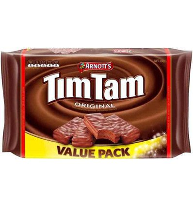 Arnott's Tim Tam Original Value Pack , 11.7 Ounce ()