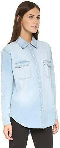 The Fifth Label Women's Let's Dance Chambray Button Down Shirt