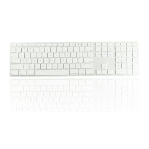 Topcase silicone keyboard numeric keypad