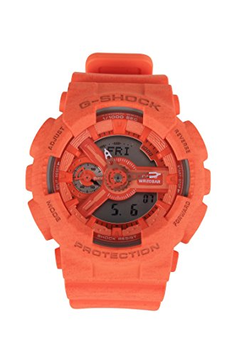 G Shock GMAS 110HT Heathered Color Stylish