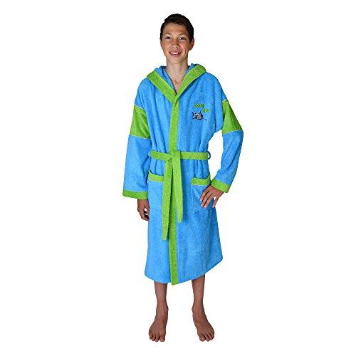 Wörner Jungen Schlafanzug lang kurz Shorty Bademantel Badetücher