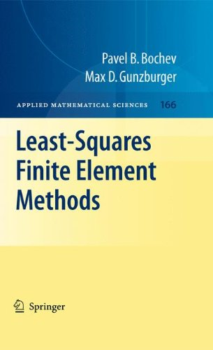 Least-Squares Finite Element Methods (Applied Mathematical Sciences)