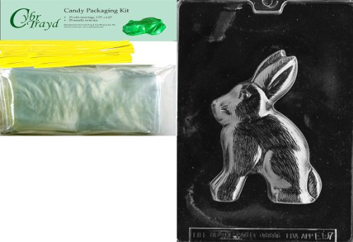 Cybrtrayd 'Rabbit for Specialty Box' Easter Chocolate Candy