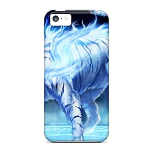 Iphone 5c Hard Case With Awesome Look - EJh5035oqrl
