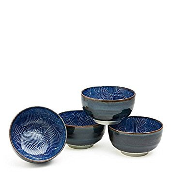 12 oz. Aranami Bowl (Set of 4)